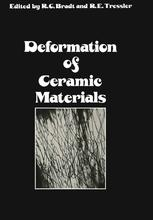 Deformation of Ceramic Materials