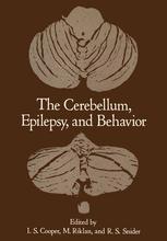 The Cerebellum, Epilepsy, and Behavior