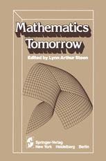 Mathematics Tomorrow