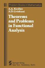 Theorems and Problems in Functional Analysis