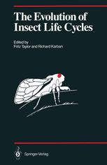 The Evolution of Insect Life Cycles