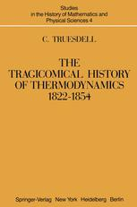 The Tragicomical History of Thermodynamics, 1822–1854