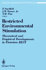 Restricted Environmental Stimulation