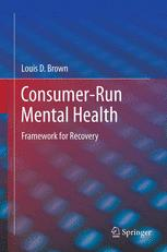 Consumer-Run Mental Health