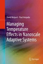 Managing Temperature Effects in Nanoscale Adaptive Systems