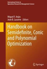 Handbook on Semidefinite, Conic and Polynomial Optimization