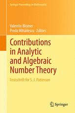 Contributions in Analytic and Algebraic Number Theory