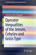 Operator Inequalities of the Jensen, Čebyšev and Grüss Type