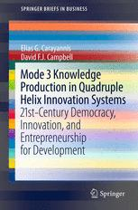 Mode 3 Knowledge Production in Quadruple Helix Innovation Systems