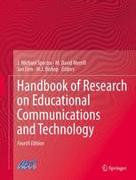 Handbook of Research on Educational Communications and Technology