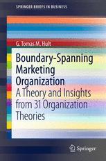 Boundary-Spanning Marketing Organization