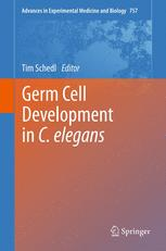 Germ Cell Development in C. elegans