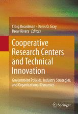 Cooperative Research Centers and Technical Innovation