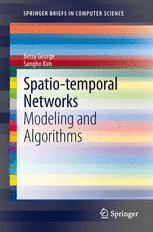 Spatio-temporal Networks
