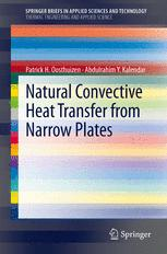 Natural Convective Heat Transfer from Narrow Plates