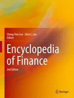 [Encyclopedia of Finance]