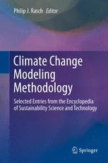 Climate Change Modeling Methodology