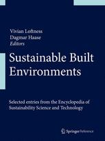 [Sustainable Built Environments]