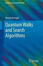 Quantum Walks and Search Algorithms