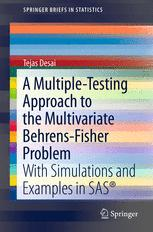 A Multiple-Testing Approach to the Multivariate Behrens-Fisher Problem