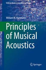 Principles of Musical Acoustics