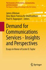 Demand for Communications Services – Insights and Perspectives