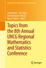 Topics from the 8th Annual UNCG Regional Mathematics and Statistics Conference