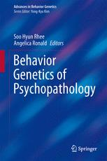 Behavior Genetics of Psychopathology