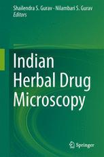 Indian Herbal Drug Microscopy