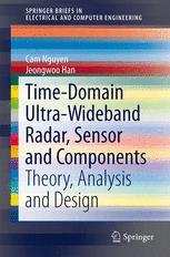 Time-Domain Ultra-Wideband Radar, Sensor and Components
