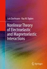 Nonlinear Theory of Electroelastic and Magnetoelastic Interactions