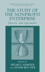 The Study of the Nonprofit Enterprise