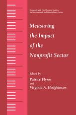 Measuring the Impact of the Nonprofit Sector