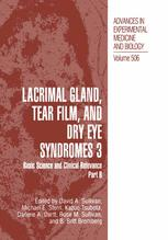 Lacrimal Gland, Tear Film, and Dry Eye Syndromes 3