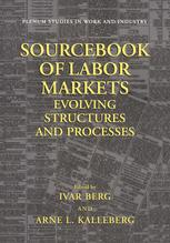Sourcebook of Labor Markets