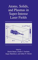Atoms, Solids, and Plasmas in Super-Intense Laser Fields