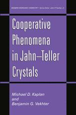 Cooperative Phenomena in Jahn—Teller Crystals