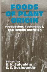 Foods of Plant Origin
