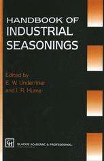 Handbook of Industrial Seasonings