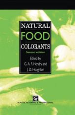 Natural Food Colorants