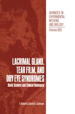 Lacrimal Gland, Tear Film, and Dry Eye Syndromes