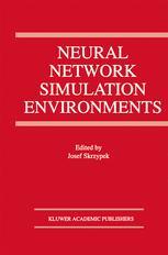 Neural Network Simulation Environments