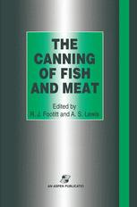 The Canning of Fish and Meat