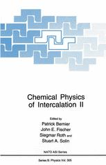 Chemical Physics of Intercalation II
