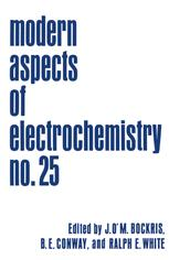 Modern Aspects of Electrochemistry