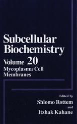 Mycoplasma Cell Membranes
