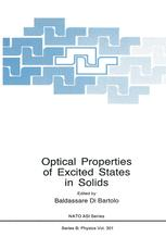 Optical Properties of Excited States in Solids