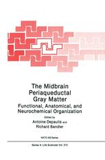 The Midbrain Periaqueductal Gray Matter