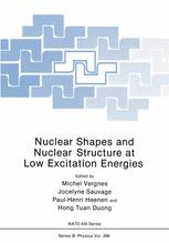 Nuclear Shapes and Nuclear Structure at Low Excitation Energies