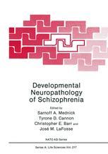 Developmental Neuropathology of Schizophrenia
